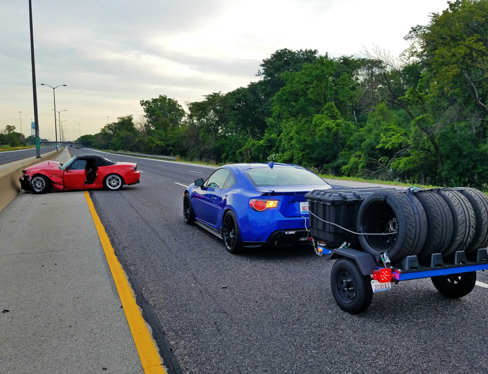 So This Happened on My Way to Autocross