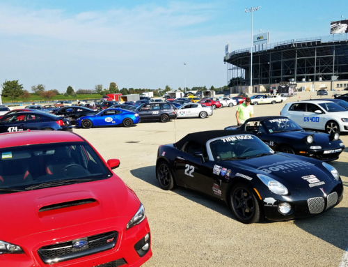 Chicago SCCA: Autocross Event #6 (2016)