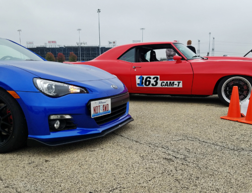 Chicago SCCA: Autocross Event #7 (2016)