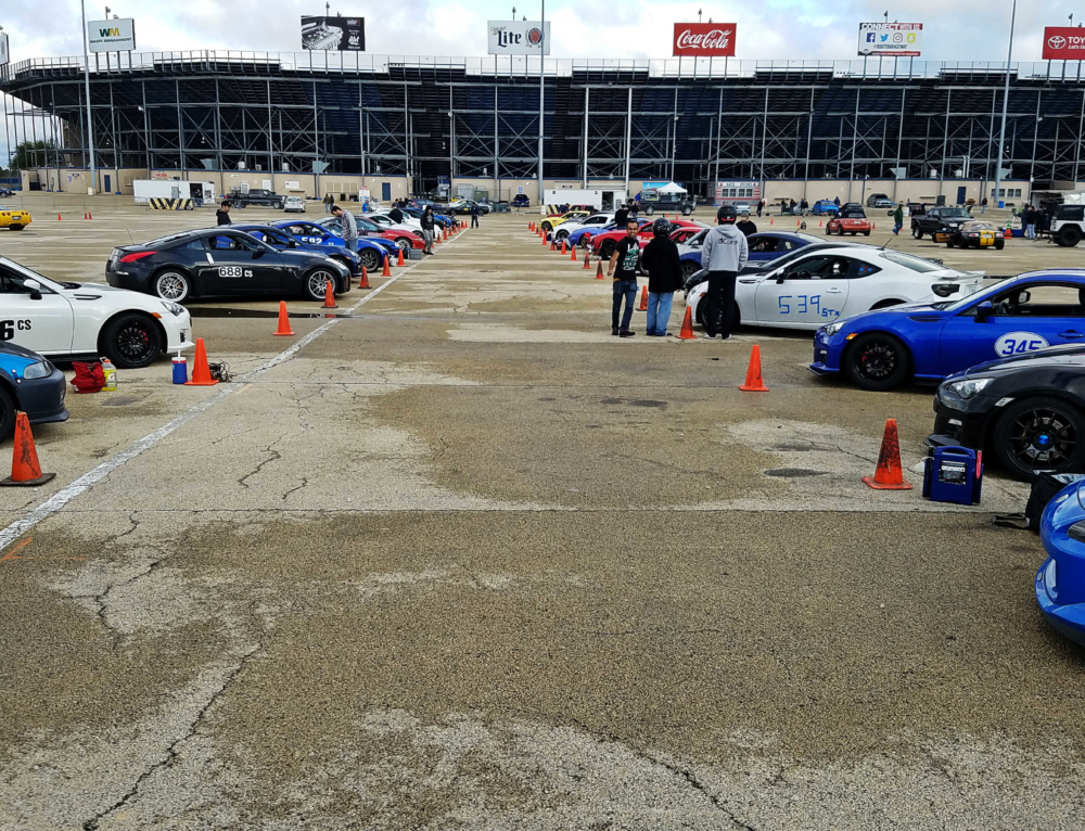 Chicago SCCA: Autocross Event #9 (2016)