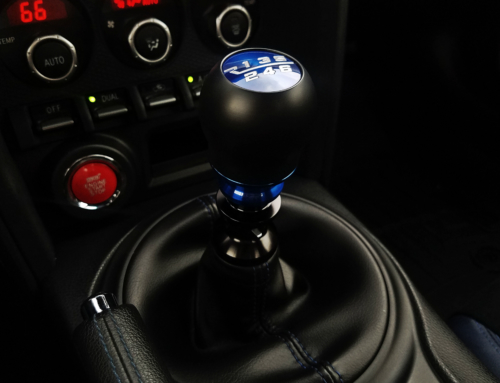 New Raceseng Shift Knob and Reverse Lockout Collar