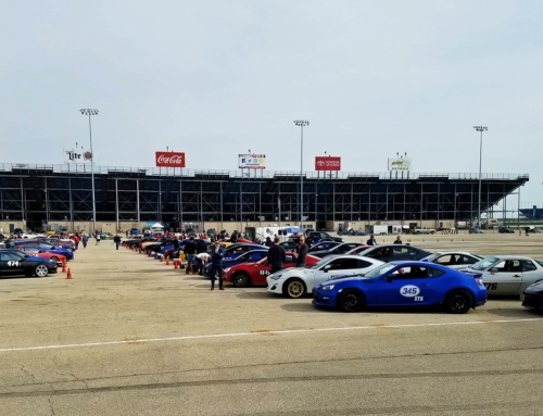 Chicago SCCA: Autocross Event #1 (2017)