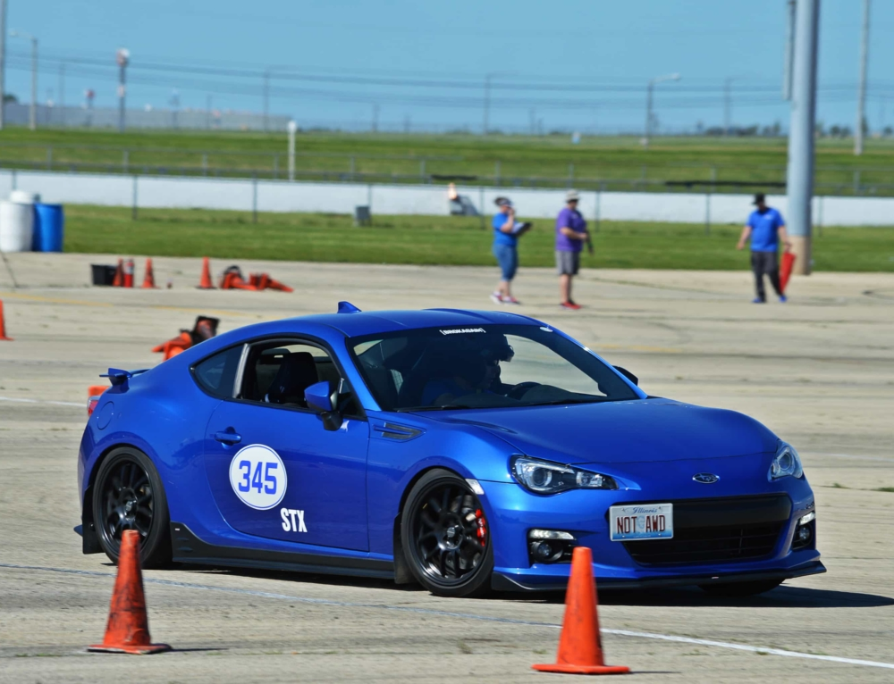 Chicago SCCA: Autocross Event #2 (2017)