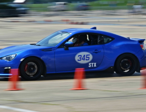 Chicago SCCA: Autocross Event #4 (2017)